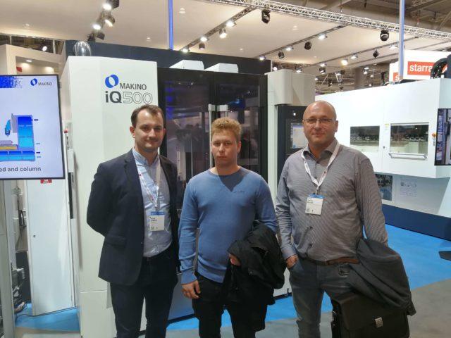 EMO Hannover – Międzynarodowe Targi Obrabiarek i Obróbki