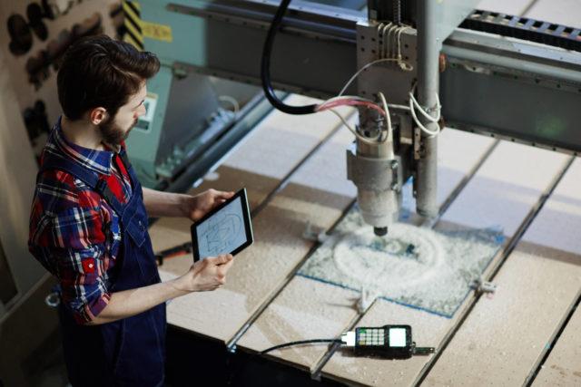 Automatyzacja w zakładach produkcyjnych