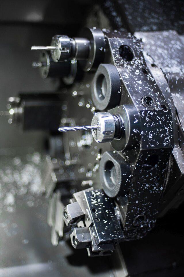 Rola technologii CNC w rozwoju przedsiębiorstwa