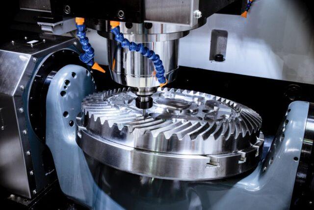 Frezowanie CNC – na czym polega proces